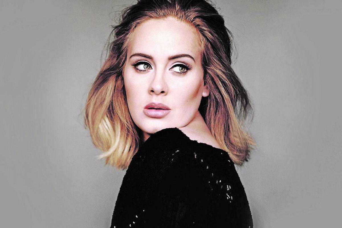 Adele — Hello  Copy