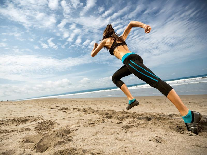 Спорт — без хлопот: как правильно заниматься в жару