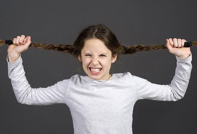 Как сдержаться, если ты зол?