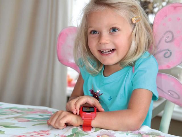 Детские Elari KidPhone 3G — часы-телефон с трекингом