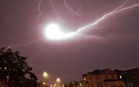 Что такое шаровая молния?