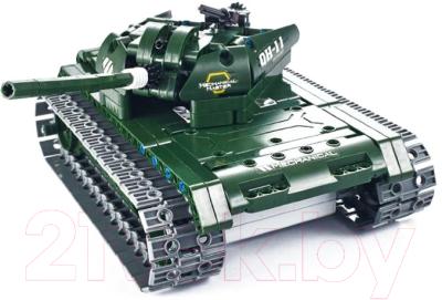Электромеханический конструктор «Танк»