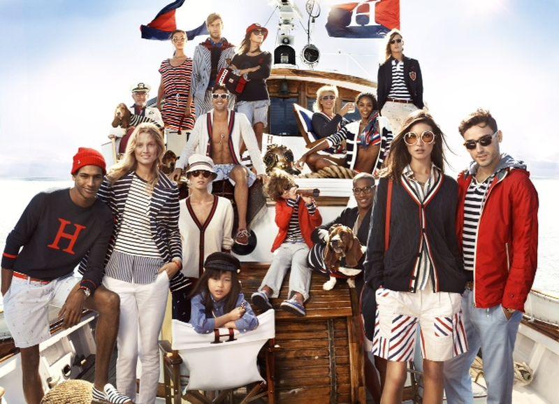 «Я – морячка, ты – моряк!»