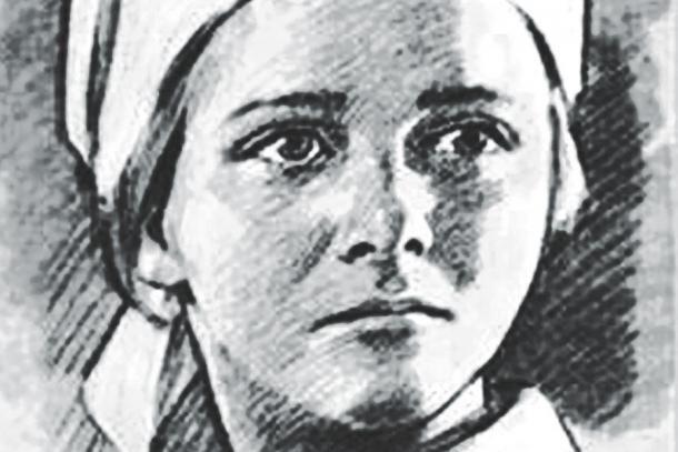 Героические дети: Надя Богданова