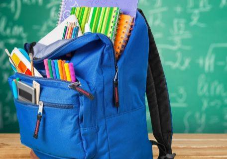 Как быстро собрать рюкзак в школу?