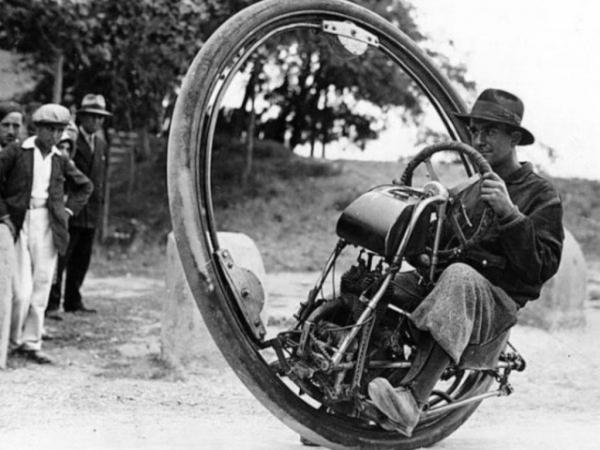 Самые необычные изобретения первой половины 20 века