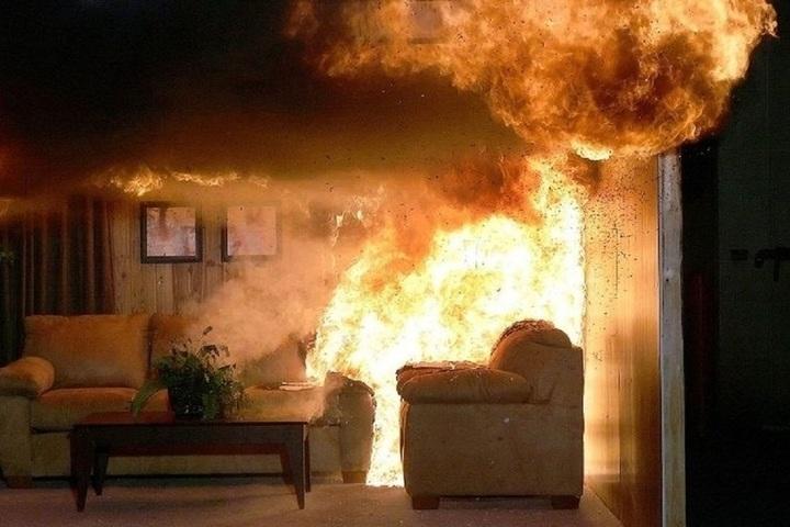 Что делать, если дома случился пожар